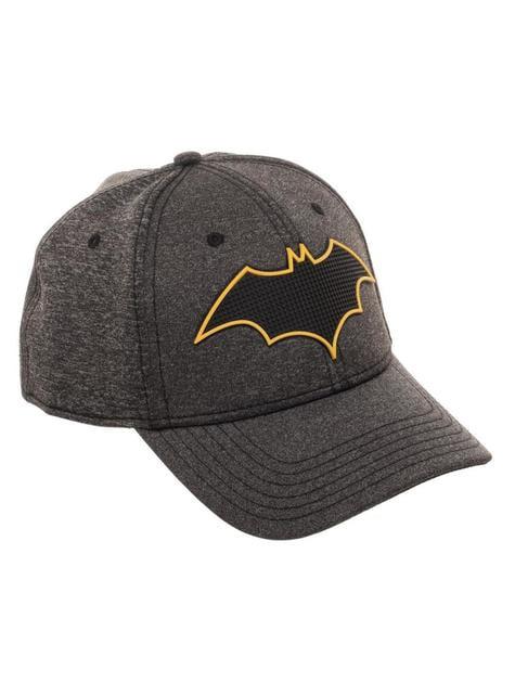 Gorra símbolo Batman gris para adulto