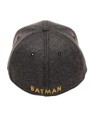 Сірий Бетмен символ cap для дорослих