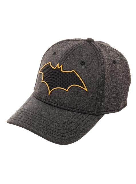 Gorra símbolo Batman gris para adulto - barato