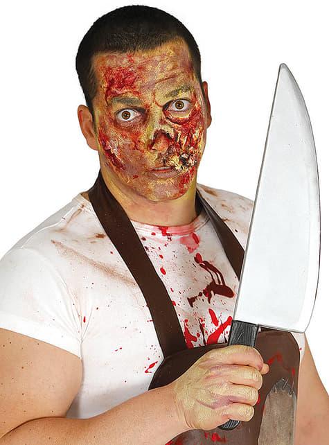 Cuchillo de asesino sanguinario
