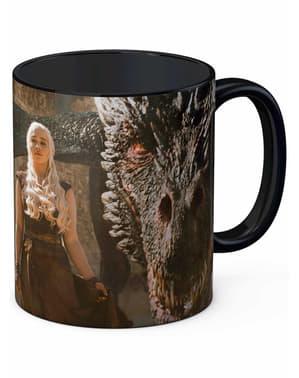Drogon & Daenerys kupa - Taht Oyunları