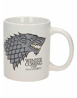Caneca Guerra dos Tronos Winter is coming