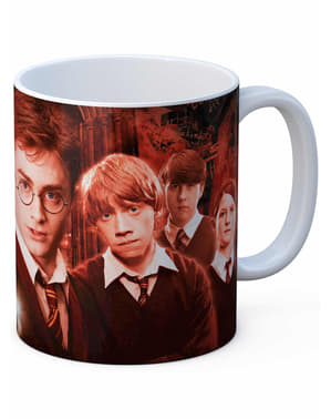 Taza Ejercito Dumbledore - Harry Potter