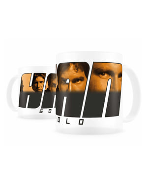 Mug Han Solo change de couleur