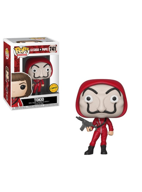 Funko POP! Tokio - La Casa de Papel (Money Heist) - Chase