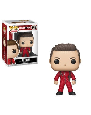 Funko POP! Berlin - La Casa de Papel (Money Heist)