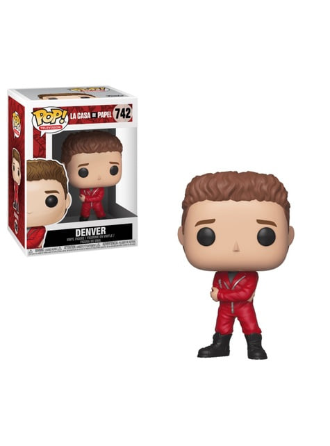 Funko POP! Denver - La Casa de Papel (Money Heist)