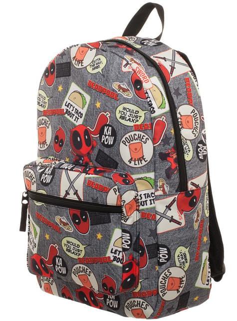 Mochila escolar de Deadpool - Marvel