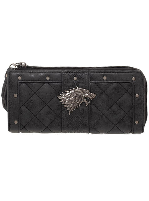 Portefeuille Maison Stark - Game of Trones