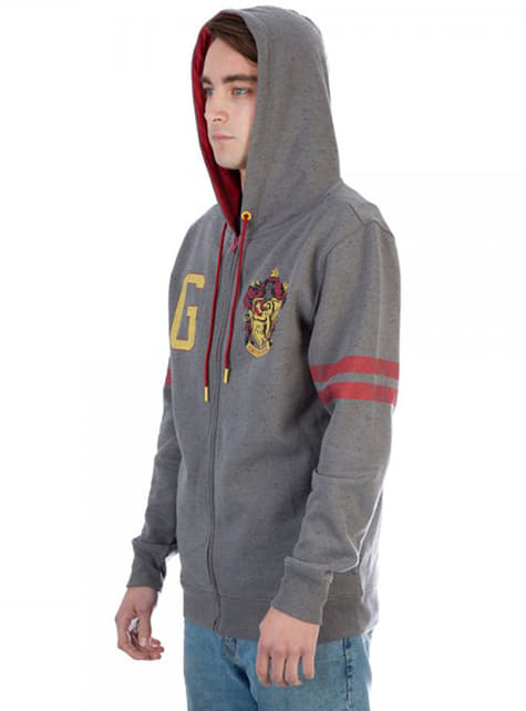 Gryffindor hoodie for men - Harry Potter