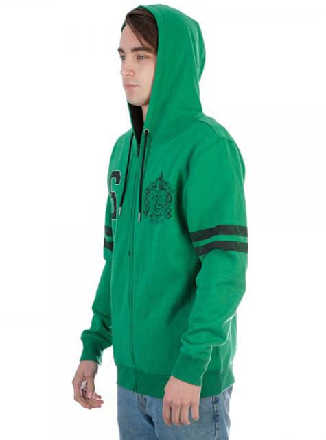 סלית'רין hoodie לגברים - הארי פוטר