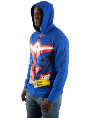 Pánská mikina s kapucí All Might Suit - My Hero Academia