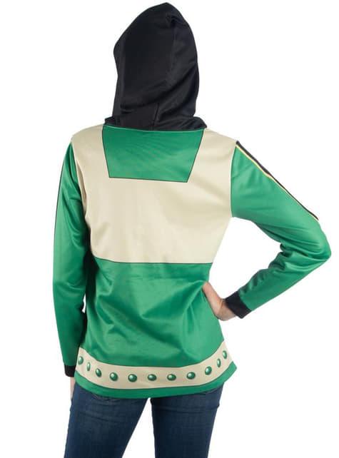 Froppy hoodie for women - My Hero Academia