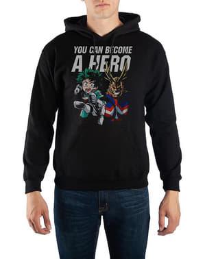 Deku Sweatshirt für Herren - My Hero Academia