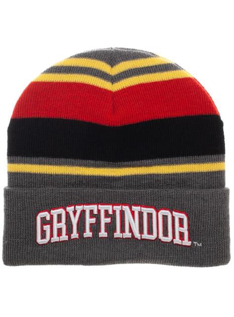 Gorro de Gryffindor para adulto - Harry Potter