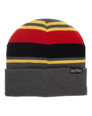 Гріффіндорська шапочка для дорослих - Гаррі Поттер