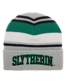 8ba1da5d78ea6 Slytherin beanie hat for adults - Harry Potter ...