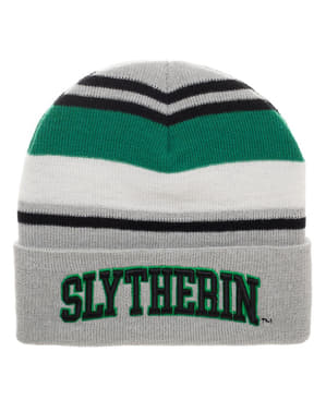 Slytherin beanie hat for adults - Harry Potter