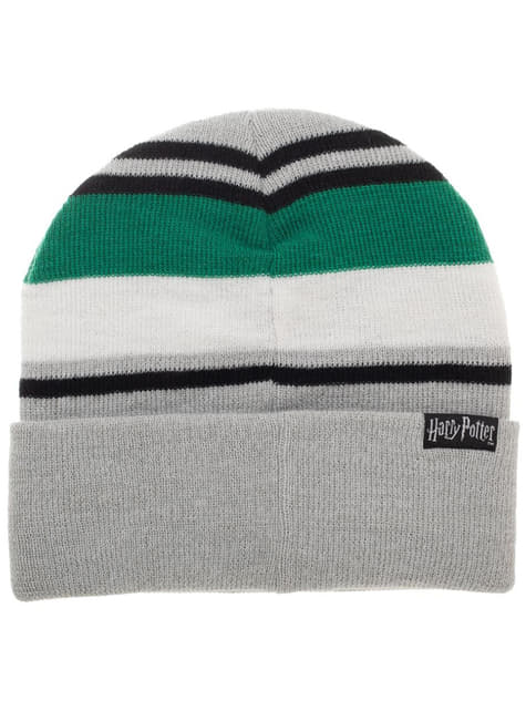 Gorro de Slytherin para adulto - Harry Potter