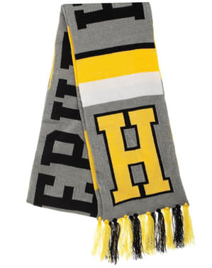 Hufflepuff scarf for adults - Harry Potter