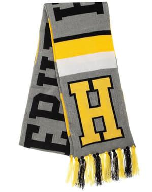 Hufflepuff sjaal voor volwassenen - Harry Potter