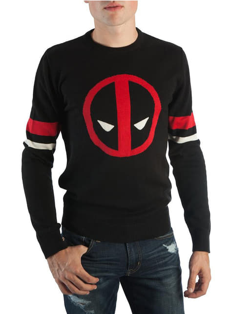 Deadpool jumper for men - Marvel