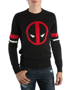 Deadpool sweater til mænd - Marvel