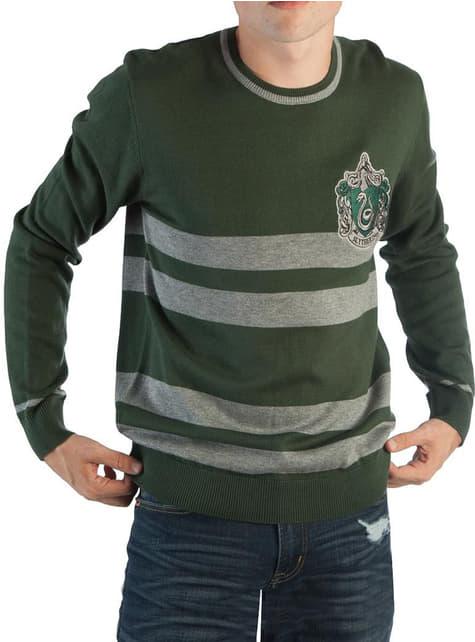 Camisola de Slytherin para homem - Harry Potter