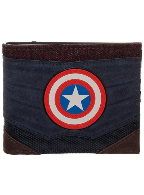 Cartera de Capitán América - Marvel