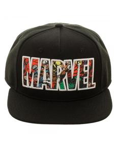 Gorra de Marvel Logo para adulto Gorra de Marvel Logo para adulto 9a9301ecf3a