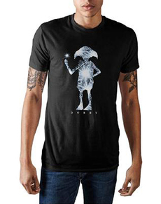 Camiseta de Dobby para hombre - Harry Potter d1b38458cd8