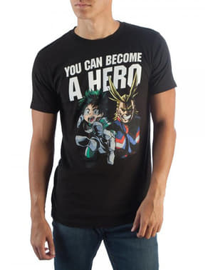T-shirt My Hero Academia homme