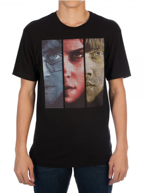 T-shirt Harry Potter Threadpixel för honom