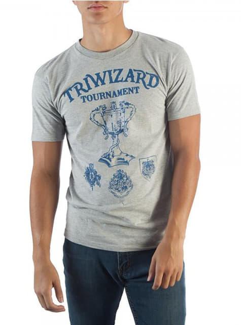 T-shirt de Harry Potter Torneio dos Três Feiticeiros para homem