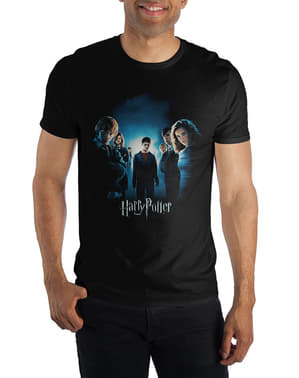 男性用ハリーポッターとフェニックスTシャツの順序