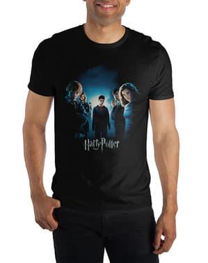 T-shirt de Harry Potter e a Ordem da Fénix para homem