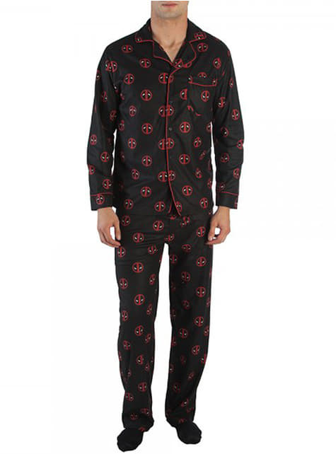 Deadpool pajamas for men - Marvel