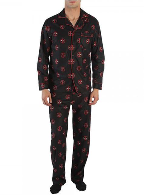 Pyjama Deadpool homme - Marvel