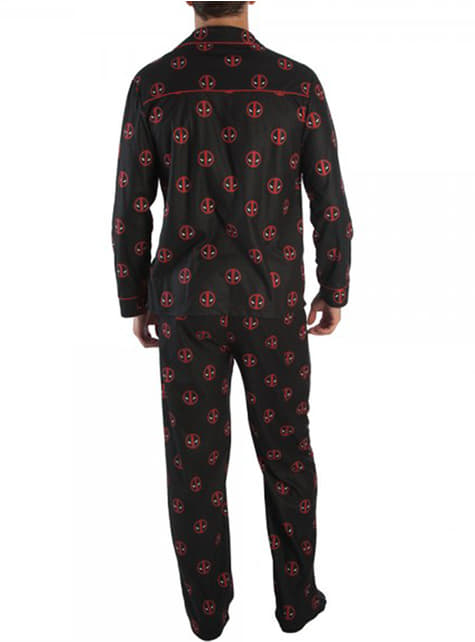 Pijama de Deadpool para hombre - Marvel