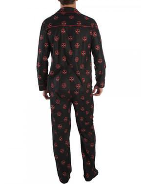 Deadpool pyjamas til mænd - Marvel