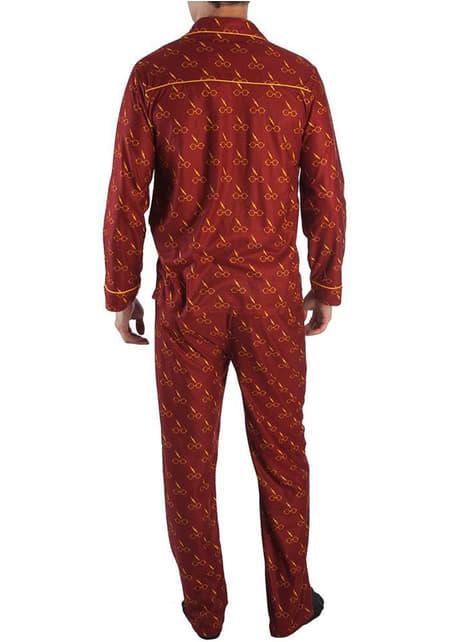 Piżama dla mężczyzn Harry Potter
