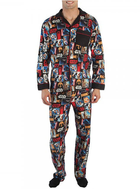 Pyjama Star Wars homme