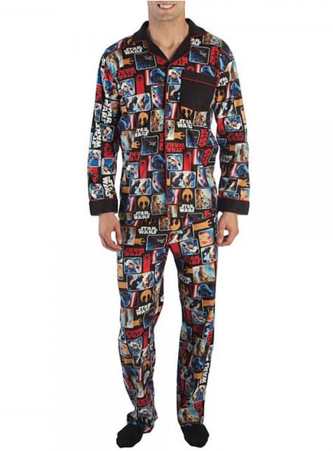 Star Wars -pyjama Miehille