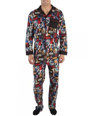 Pijama de Star Wars para homem