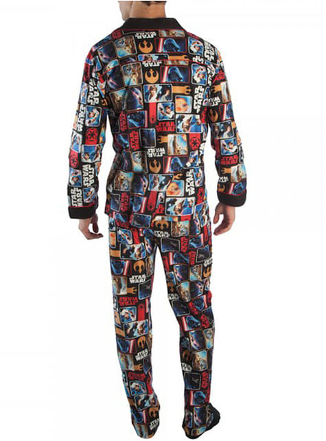 Star Wars pajamas for men