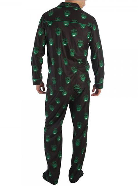 Hulk pajamas for men - Marvel