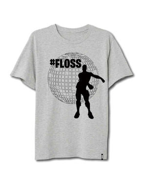 Fortnite Floss T-Shirt grau für Herren