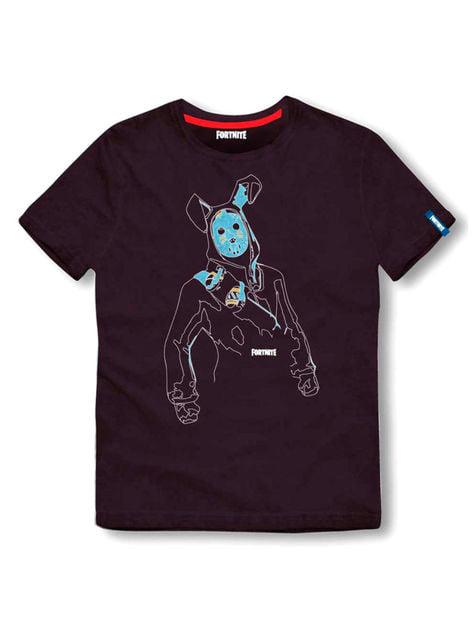 Zwart Fortnite Dance T-shirt voor kinderen - Fortnite