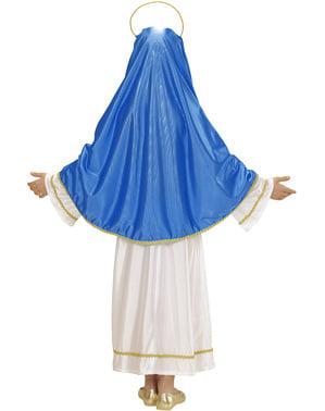 Jungfrau Maria Kostüm für Mädchen Classic