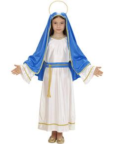 Costumi della Madonna per bambina e donna  3715bc11235